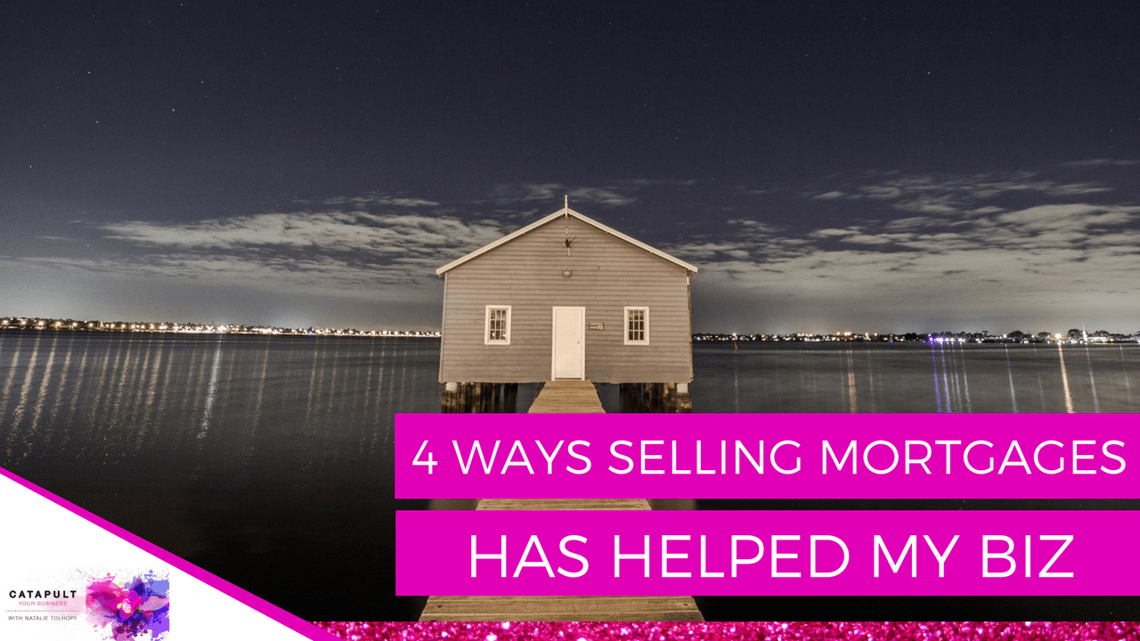 selling mortgages
