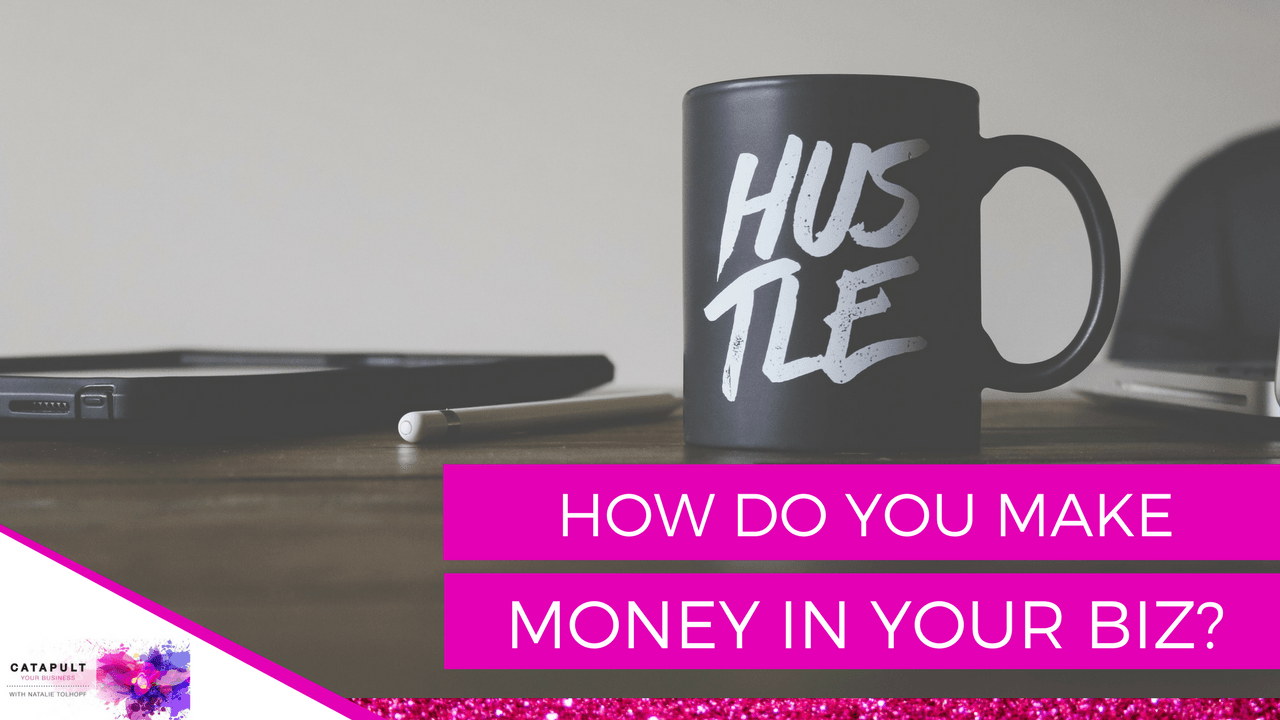 How To Make Money in your biz