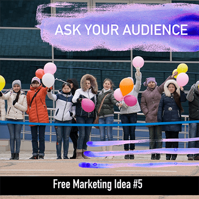 Free Marketing Ideas 5