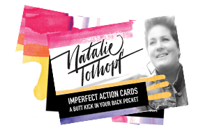 Imperfect Action cards