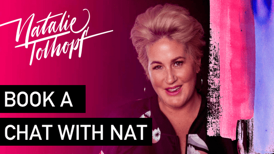 Book a time to chat with Natalie Tolhopf