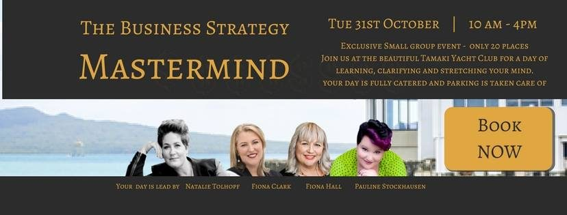 Business Strategy Mastermind