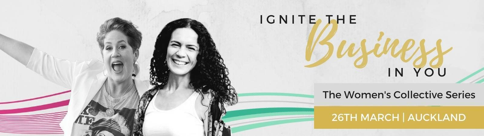 Ignite the business in you