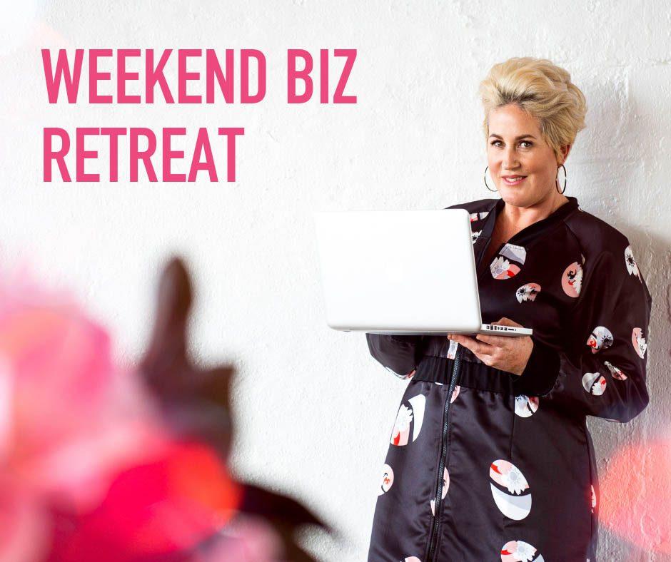 Natalie Tolhopf Weekend Business Retreat