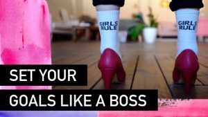 Set your business goals like a boss - Natalie Tolhopf