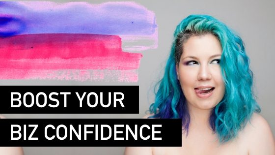 Boost Your Business Confidence - Natalie Tolhopf