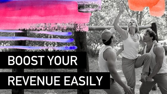 Boost your revenue the easy way - Natalie Tolhopf
