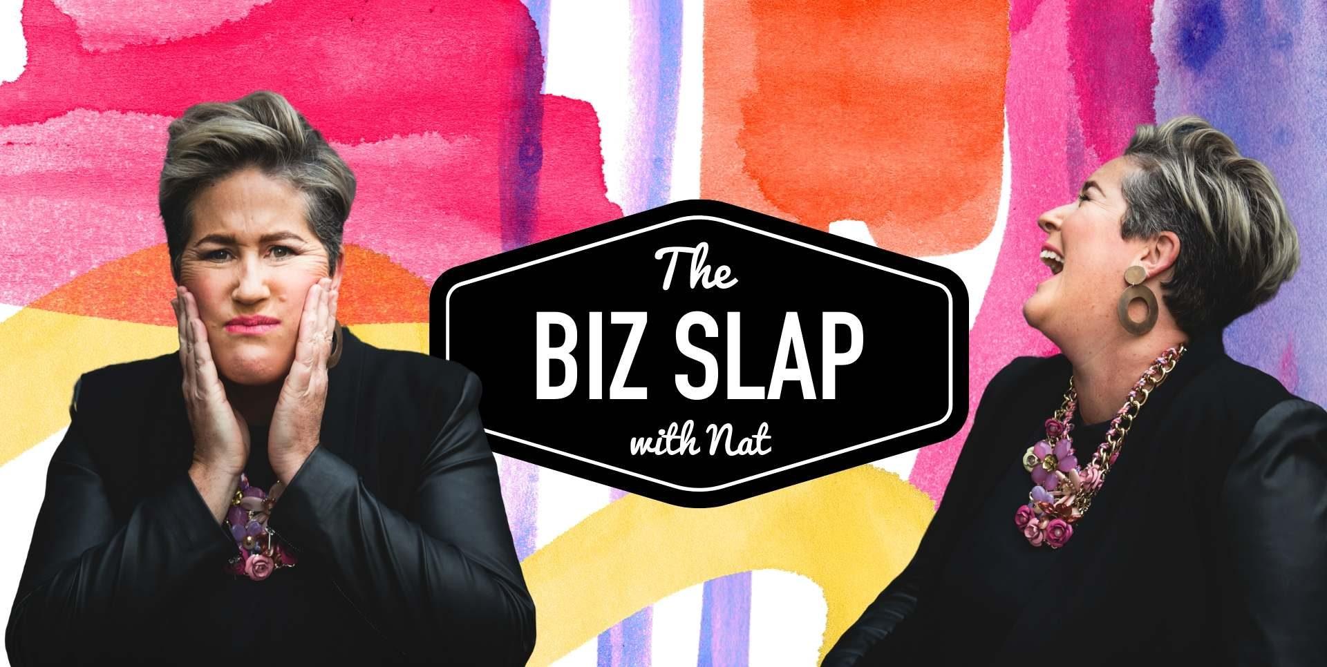 The Biz Slap Accountability Program with Natalie Tolhopf