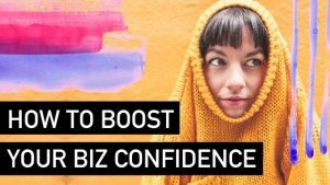 How to boost your biz confidence - Natalie Tolhopf Business Coach