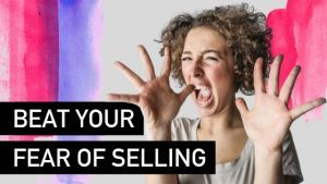How To Beat Your Fear And Sell With Confidence - Natalie Tolhopf Business Coach