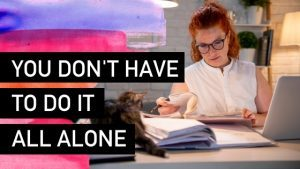 Owning A Business Does Not Have To Be Lonely - Natalie Tolhopf