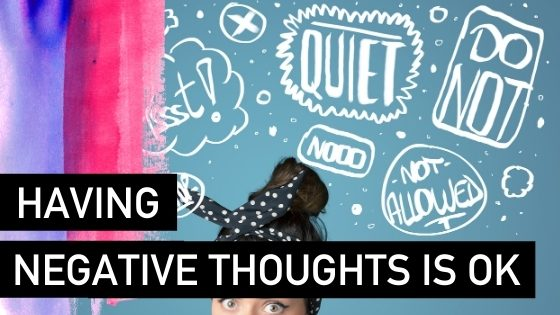 Positive Mindset Is Possible With Negative Thoughts - Natalie Tolhopf