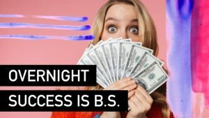 The truth behind overnight success - Natalie Tolhopf
